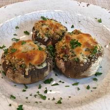 Stuffed Mushrooms $24