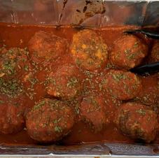 Signature Meatballs (Side) $15
