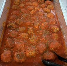 Signature Meatballs $35
