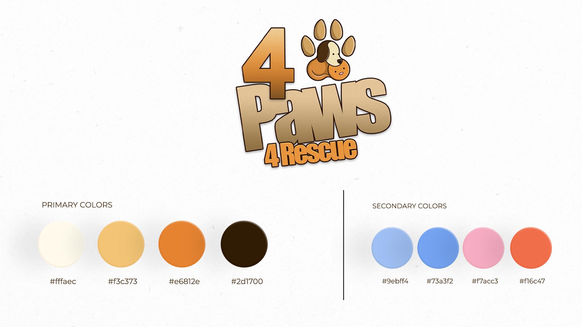4 Paws 4 Rescue