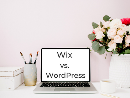 Wix vs WordPress: How to Decide What's Right For Your Business