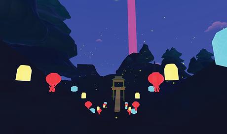 The Illuminated Journey (video game)