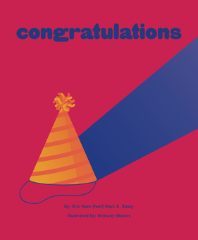 Congratulations Children's Book