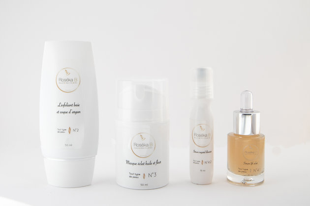 Pack naturel booster d'éclat