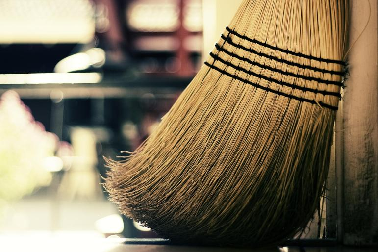 7 Gentle Ways to Use a Broom