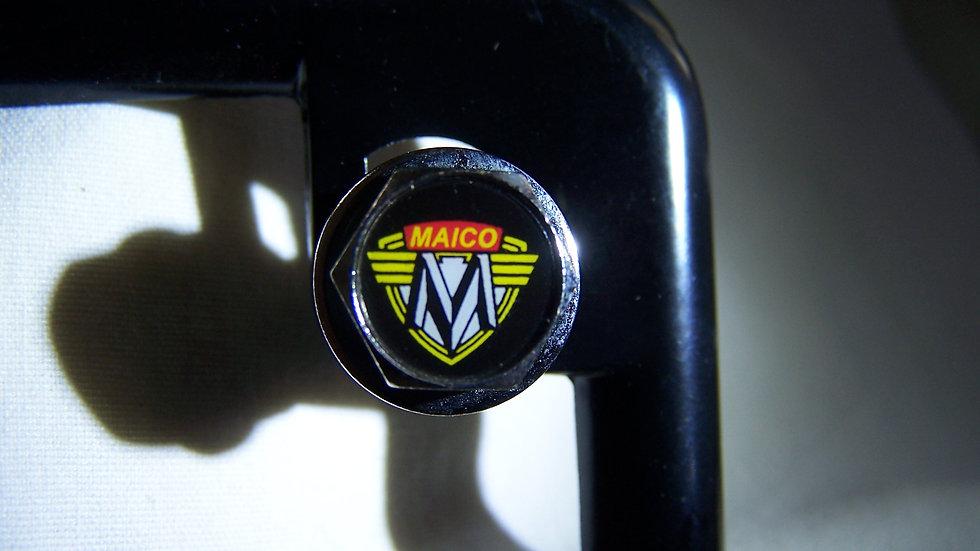 MotoBolts License Plate Bolts MAICO