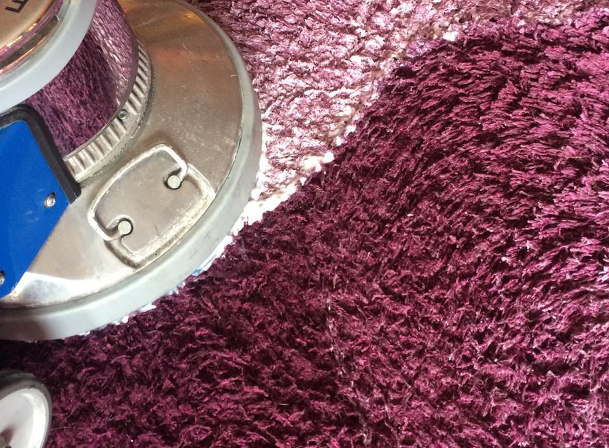 Teppichgrundreinigung