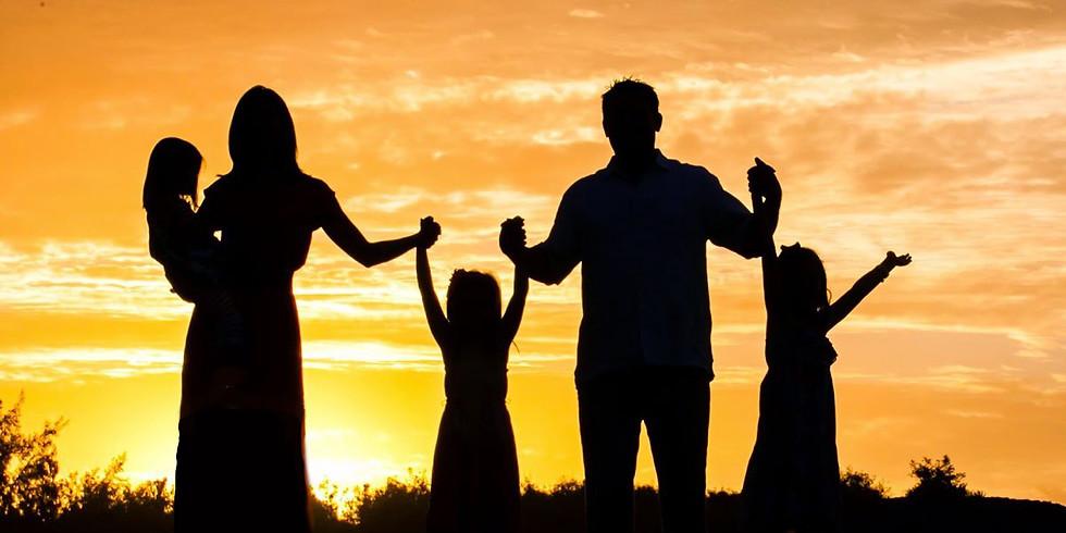 Familias en camino a la Santidad