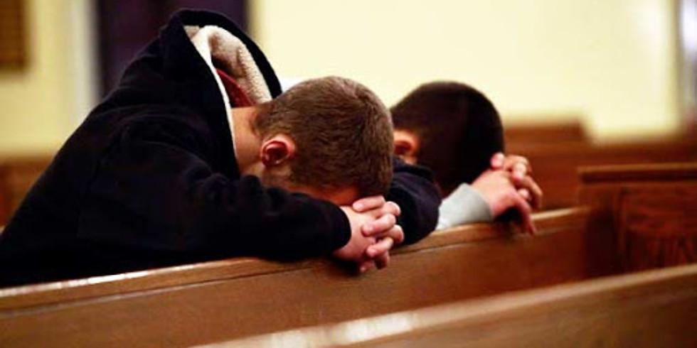 Vigilia de Oración Juvenil