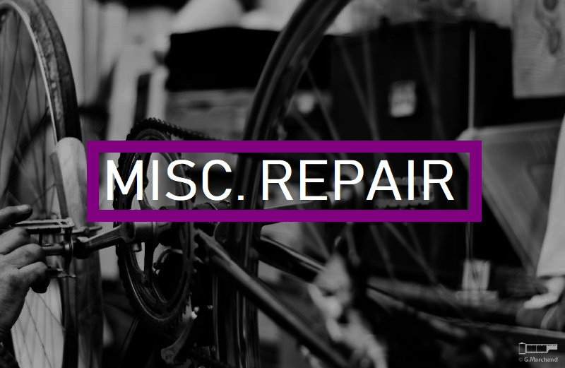 Miscellaneous Repair