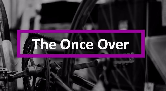 The Once Over