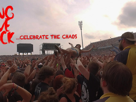 Long Live Rock: Celebrate the Chaos - Film Review