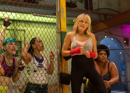 Get In The Ring with Chick Fight