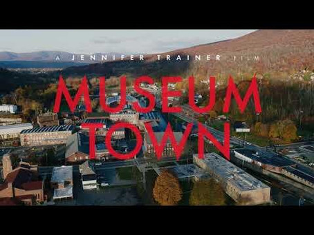 Museum Town – Film Review