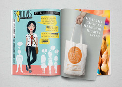 Spoons: Only So Many Magazine Ad