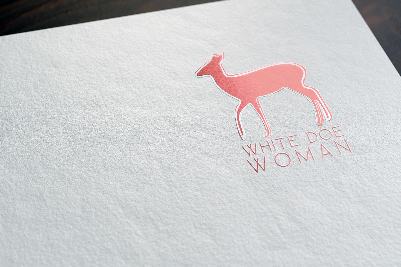 white-doe