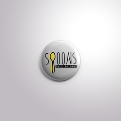 Spoons: Only So Many Logo Button