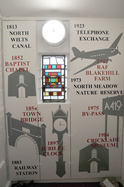 Cricklade-Museum-vinyl-wall-hangings-4