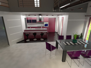 3D Digital House Model & Animation