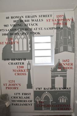 Cricklade-Museum-vinyl-wall-hangings-3