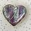 Thumbnail: Personalised quartz heart phone grip