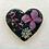 Thumbnail: Custom made heart floral phone grip