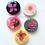 Thumbnail: Pressed flower pop sockets