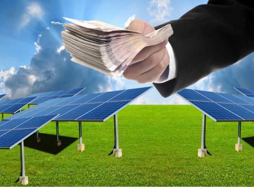 Como lucrar com a energia solar?
