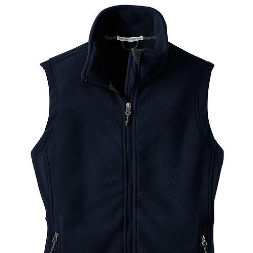 Fleece Vest Navy - Children's