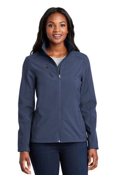 Ladies Welded Soft Shell Jacket