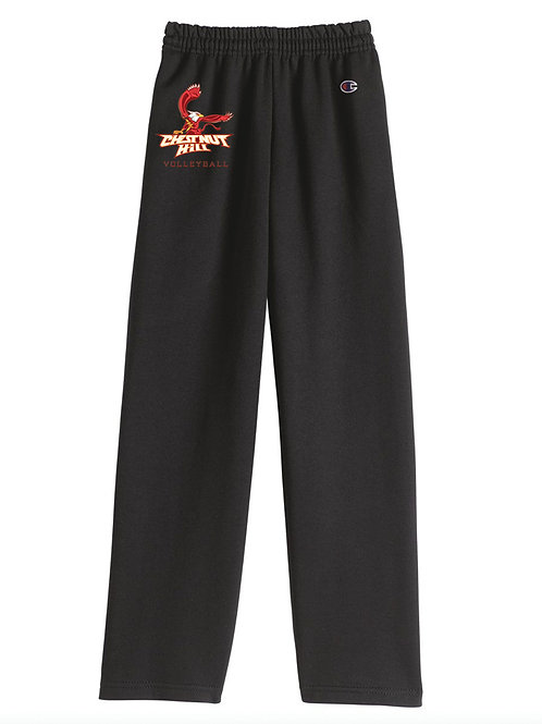 Champion - Double Dry Eco Open Bottom Sweatpants with Pockets - P890