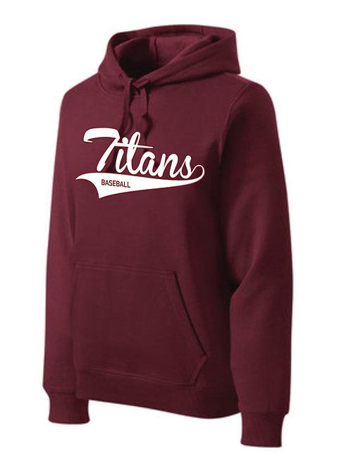 ST254 - Sport-Tek Pullover Hooded Sweatshirt - Youth
