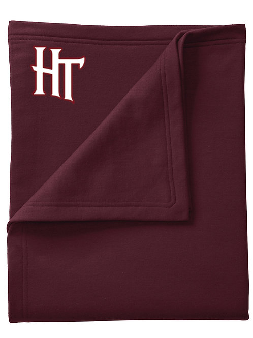 BP78 Port & Company Core Fleece Sweatshirt Blanket