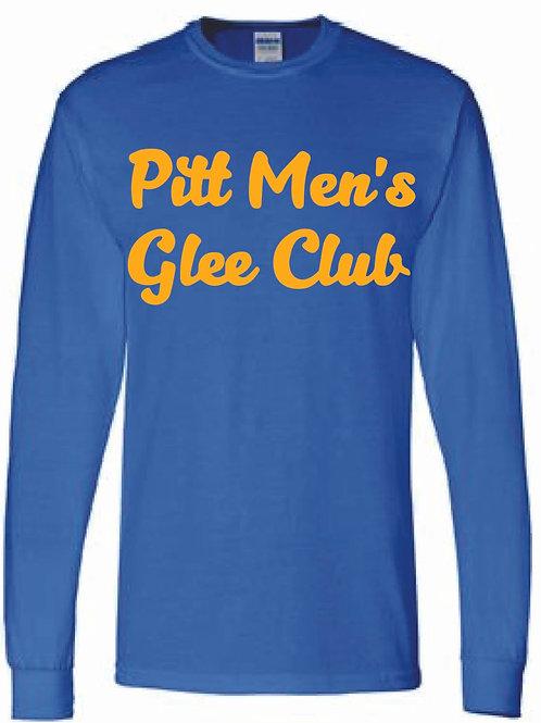 Tee Long Sleeve Pitt Men's Glee Club