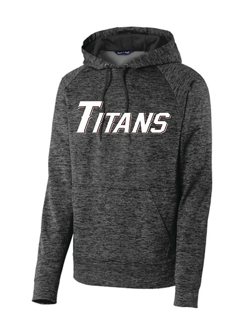Adult - Hooded Sweat Shirt - Black Or Grey