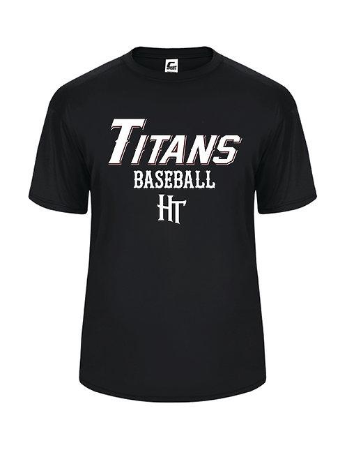 Adult - Titans Baseball T-Shirt