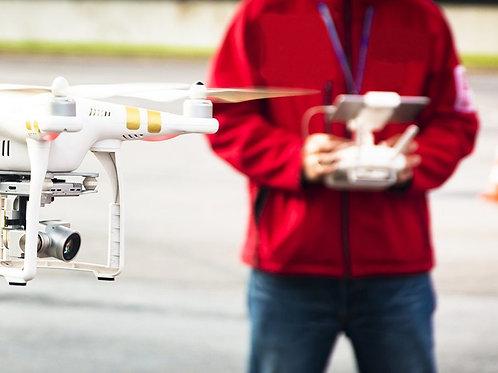Control para Drone