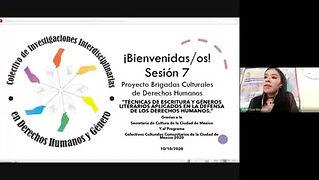 Charla: Literatura Mexicana y VIH (Ciidehg)