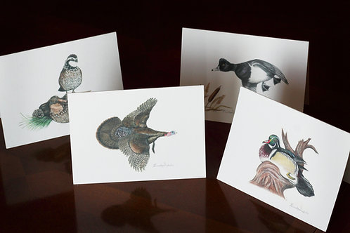 Birds, Notecards (Set of 12)