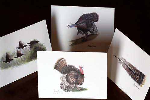 Turkey, Notecards (Set of 12)