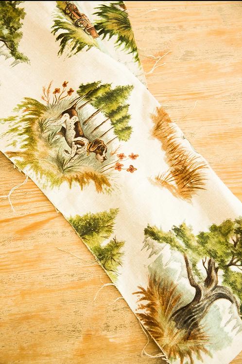 """Fabric """"Thomasville Toile"""""""