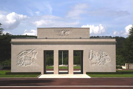 The Epinal War Memorial in Vosages