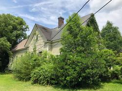 Historic Restoration - Before