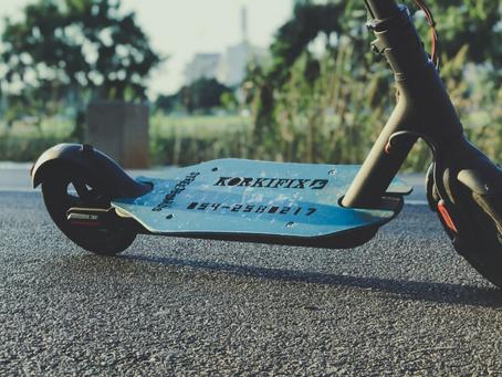עומדים לרכוש קורקינט או אופניים חשמליים? כדאי לכם לקרוא