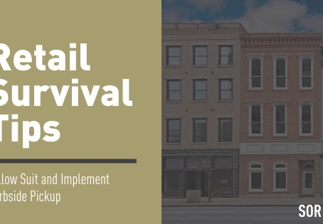 Retail Survival Tips: Follow Suit and Implement Curbside Pickup