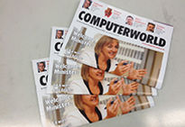 Computerworld magazine on Rex Widerstrom as a social media manager