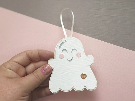Cute Ghost Halloween Decoration