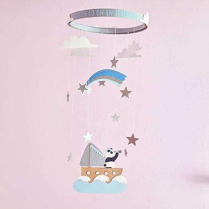 Star Sailor Panda | Mobile