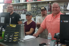 Wallace Building Center has an extremely friendly service that sets us apart from other big box stores.