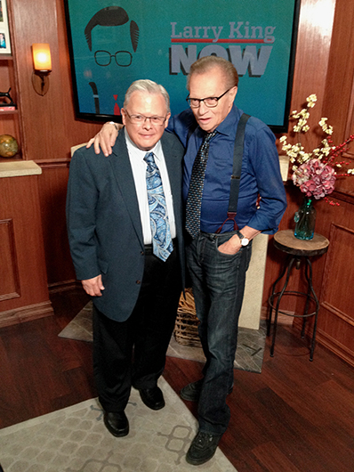 Ron & Larry King